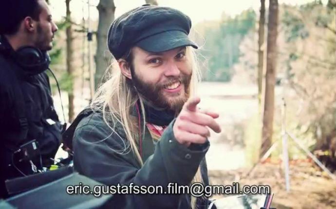 Presentationsfilm - Filmarbetare Eric Gustafsson